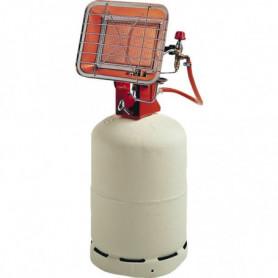 Radiant au gaz propane portable
