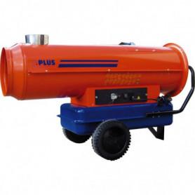Chauffage air pulsé au fuel à combustion indirecte - 52 kW