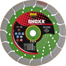 Disque diamant Shoxx Mx13