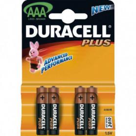 Pile alcaline Duracell Plus