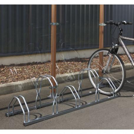 Support vélos côte à côte