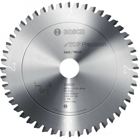 Lame de scie circulaire Top Precision for Wood