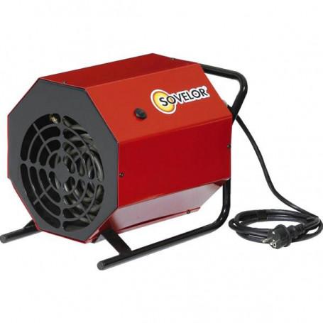 Chauffage électrique à air pulsé