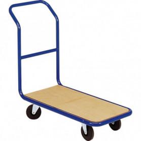Chariot à dossier 350 kg