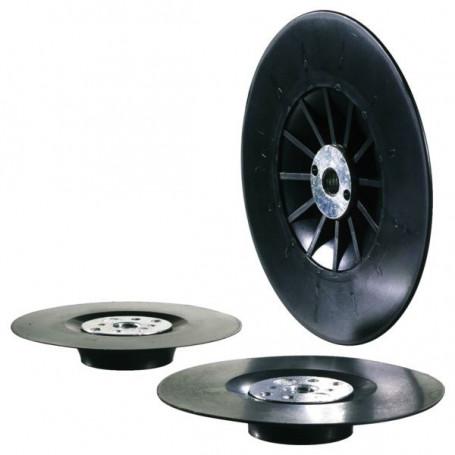 Plateau pour disques fibres