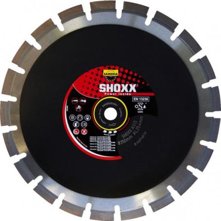 Disque diamant Shoxx Asphalte