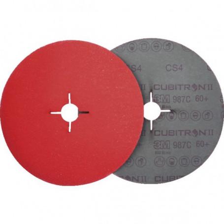 Disque fibre inox 987C