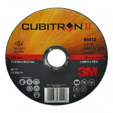 Disque à tronçonner 3M CUBITRON™ II