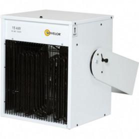 Chauffage air pulsé fixe électrique