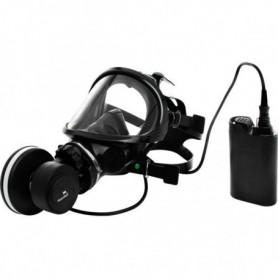 Appareil respiratoire à ventilation assistée avec masque Powerflow™