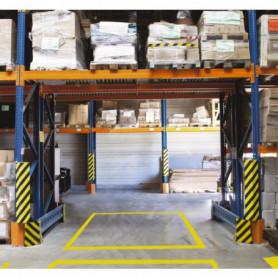 Protection industrielle pour rack et IPN