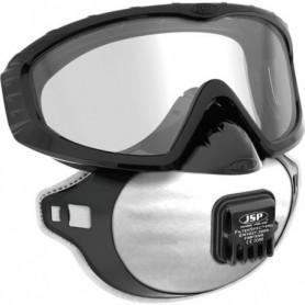 Lunettes-masque combinées avec un masque antipoussière Filterspec®