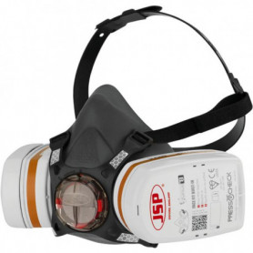 Kit demi-masque antigaz A2P3