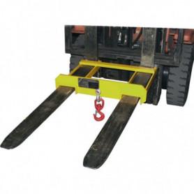 Potence pour fourches de chariot élévateur