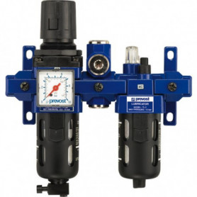 Filtre régulateur lubrificateur 75 m³/h