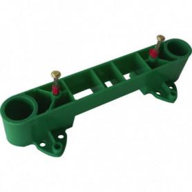 Talonnette PVC à clou