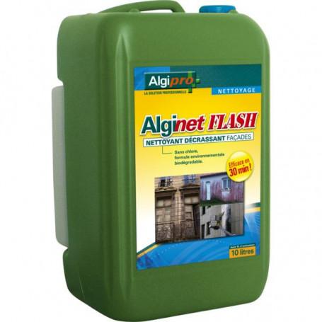 Nettoyant façade Alginet Flash