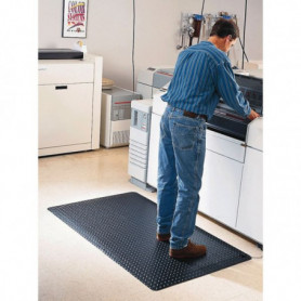 Tapis antistatique et antifatigue
