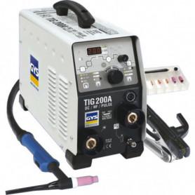 Poste soudage TIG 200 DC FV