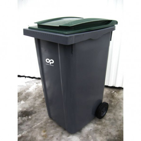 Conteneur poubelle
