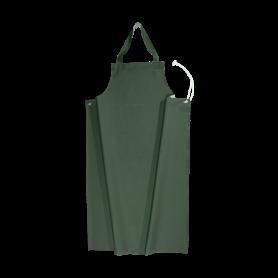 Tablier pvc vert /renfort