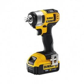 Boulonneuse a choc 18v 4ah xr dewalt