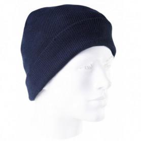 Bonnet marine acrylique