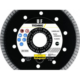Disque carrelage speed master uf d125