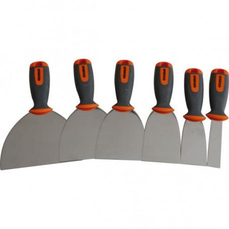 Couteau à reboucher lame inox