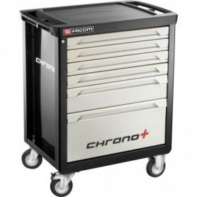 Servante 6 tiroirs CHRONO.6MP3PB