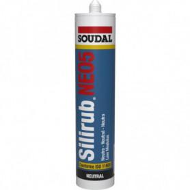 Mastic silicone Silirub NEO5