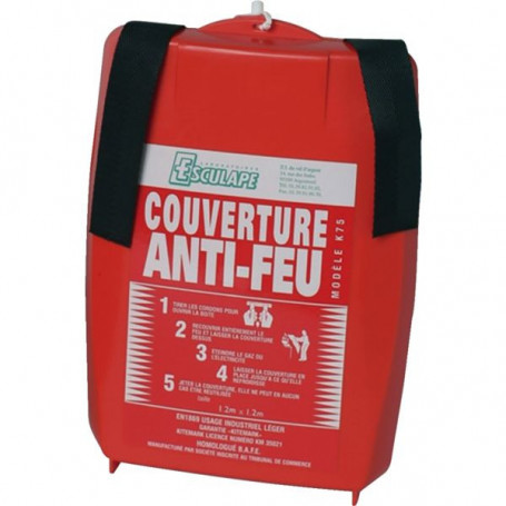 Couverture antifeu
