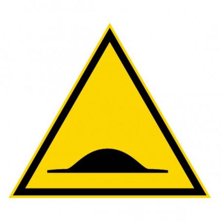 Triangle avertissement danger