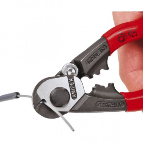 Coupe-câble acier