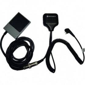 Pédale de grue avec micro HP déporté série XT400