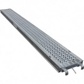 Plancher acier