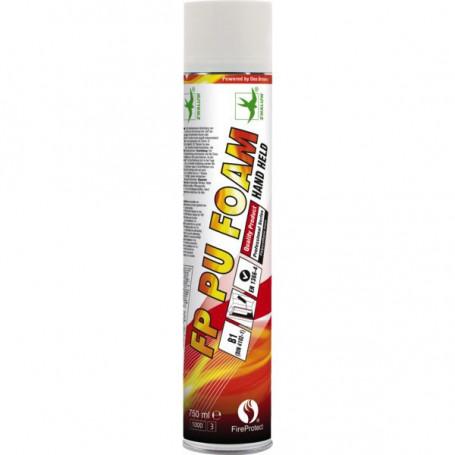 Mousse polyuréthane FireProtect PU Foam