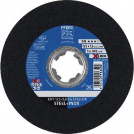 Disque à tronçonner SG Steelox X-Lock