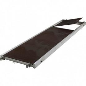 Plancher alu/bois à trappe R08CT3000