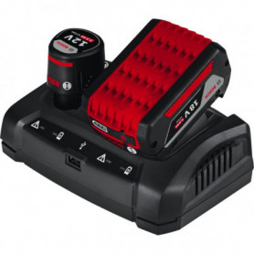 Chargeur double baie GAX 18V-30