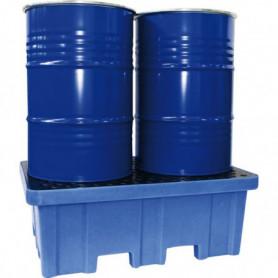 Bac de rétention polyethylène