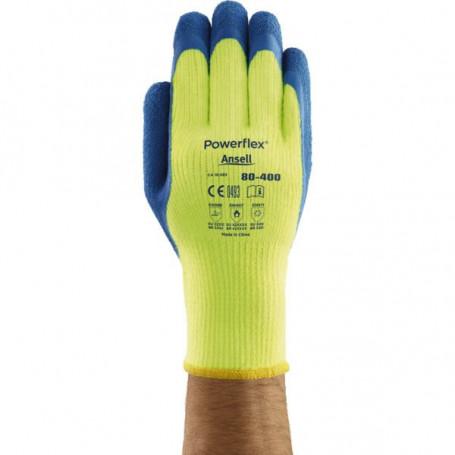 Gant enduit latex Powerflex® 80-400