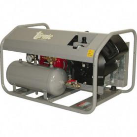 Compresseur mobile thermique 15 l - 18 m³/h