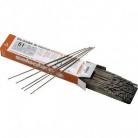 Électrode acier rutile universelle 51