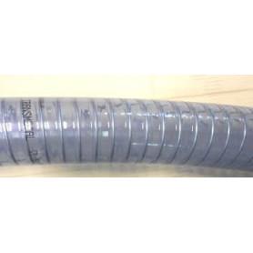 Tuyau PVC Spire métal