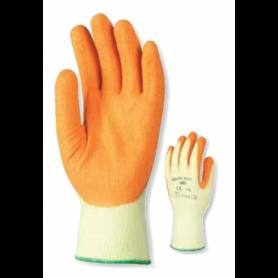 Gants de protection Latex tricotés