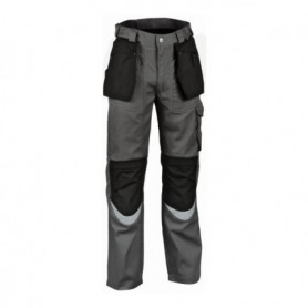 Pantalon Bricklayer Gris Anthracite