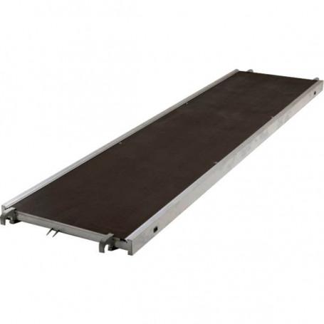 Plancher alu/bois C730