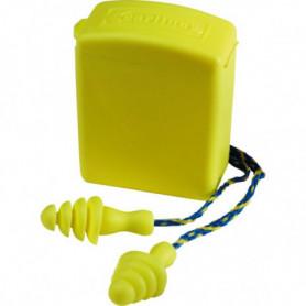 Bouchons d'oreille réutilisable