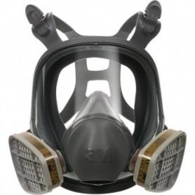 Masque bifiltres série 6000